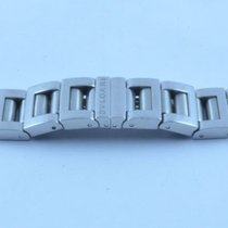 Bulgari Damen Stahl Armband 14mm Für Rettangolo Stahl/stahl...