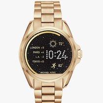 Michael Kors Bradshaw Gold-Tone Smartwatch
