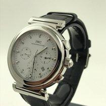 IWC Da Vinci Chronograph in Stahl 3728