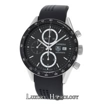 TAG Heuer Authentic Men Tag Heuer Carrera CV2010-3 Chronograph...