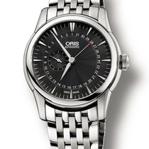 Oris Men's 744 7665 4054-07 8 22 77 Artelier Watch