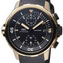 IWC Aquatimer Chronograph Expedition Charles Darwin Bronze...