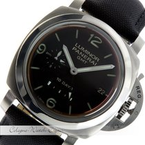 Panerai Luminor 1950 10 Day GMT Stahl PAM00270