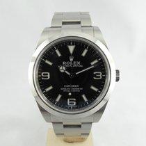 Rolex Explorer I 39mm New dial, Nuovo Q.Te