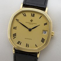Vacheron Constantin Automatik 18K Gold Gelbgold Automatic