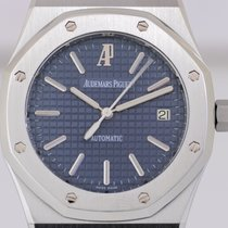 Audemars Piguet Royal Oak blue Dial Steel 39mm Automatik Cal...