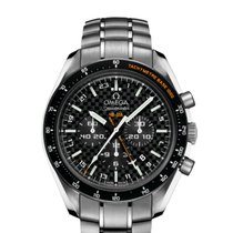 Omega Hb-Sia Co-Axial GMT Chronograph Numbered Edition 44.25 mm