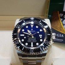 Rolex Sea-Dweller Deepsea aftermarket D-blue dial