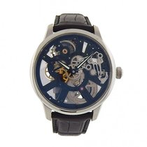Maurice Lacroix Materpiece Squelette MP7228-SS001-000-1 Steel...