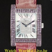 "Chopard NEW  ""H"" Amethyst set, Diam. set, with Chopard..."
