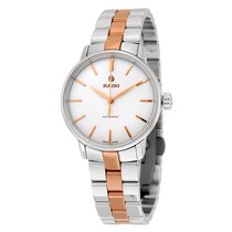 Rado Ladies Coupole Classic Automatic Two-tone Watch