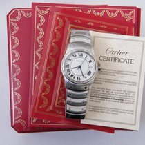Cartier Santos Ronde Stainless Steel Automatic