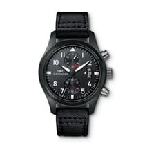 萬國 (IWC) Eightday  Top Gun Chronograph Ceramic  IW388001