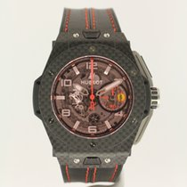 Hublot Big Bang Ferrari Carbon Red Magic - NEW 2017 - np...