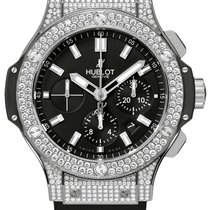 Hublot Big Bang Evolution Diamond Pavé
