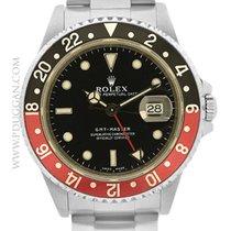 Ρολεξ (Rolex) stainless steel GMT-Master