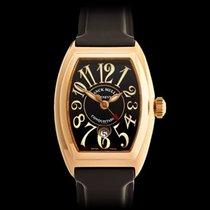 Franck Muller Conquistador 18k Rose Gold Ladies 8005LSC