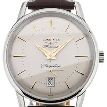 Longines Flagship Heritage 39 Automatic Leather