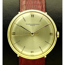 Vacheron Constantin | Vintage Ultra Slim 18k Yellow Gold Ref.6547