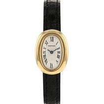 Cartier Baignoire mini en or jaune Ref : 1950 Vers 1990