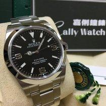 Rolex Cally - 214270 EXPLORER I  Black Dial 39mm [NEW]