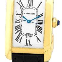 "Cartier ""Tank Americaine"" Automatic."