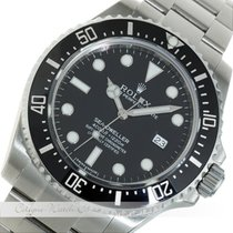 Rolex Sea-Dweller 116600 Stahl verklebt
