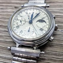 Chronometres Forget - Series A Lunar Calendar Moonphase -...