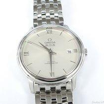 Omega De Ville Prestige Co-Axial Chronometer Silver Dial