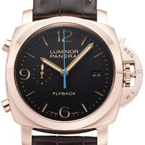 Panerai Luminor 1950 3 Days Chrono Flyback Automatic Oro Rosso