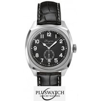 Longines HERITAGE BLACK DIAL 42mm L27944532 R
