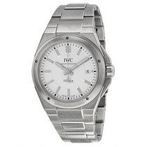 IWC Ingenieur Automatic 40mm white dial NEW
