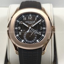 Patek Philippe 5164R-001  Rose Gold  Men  Aquanaut 40.8mm [NEW]
