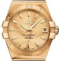 Omega Constellation Co-Axial Automatic 38mm 123.50.38.21.08.001