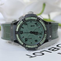 Hublot Black Tutti Frutti Dark Green