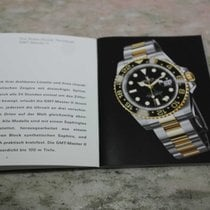 Rolex booklet gmt-master ll german or english language  2008