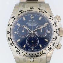 勞力士 (Rolex) 116509 Daytona Cosmograph Blue Dial White Gold