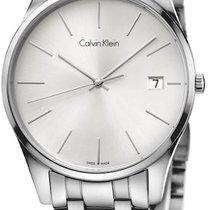 ck Calvin Klein time Herrenuhr K4N21146