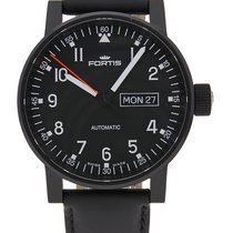 Fortis Spacematic Pilot Professional Day/Date Automatik...