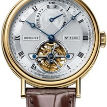 Breguet Tourbillon Automatic Power Reserve