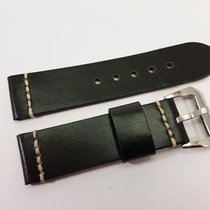 Leather Watch Strap Vintage 24 mm