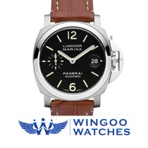 Panerai LUMINOR MARINA AUTOMATIC ACCIAIO - 40MM Ref. PAM00048