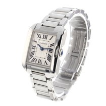 Cartier Tank Anglaise  Quartz W5310022 Ladies WATCH