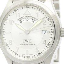 IWC Polished Iwc Flieger Utc Spitfire Steel Automatic Mens...