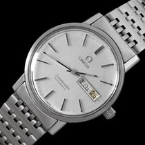 Omega 1980 Seamaster Mens Watch,Automatic, Quick-Set Day...