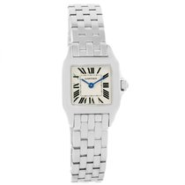 Cartier Santos Demoiselle Stainless Steel Small Ladies Watch...