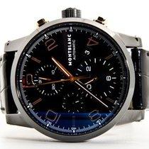 Montblanc - Timewalker Dual Carbon Chronograph – Men's...