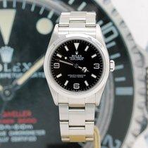 Rolex Explorer I Ref: 114270 mit Rolex Box von 2005