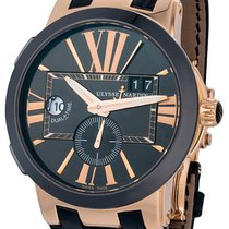 Ulysse Nardin Dual Time Executive 246-00-3/42