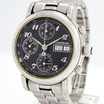 """Montblanc Meisterstruck """"7016 Chronograph 4810  Day/Date&#..."""